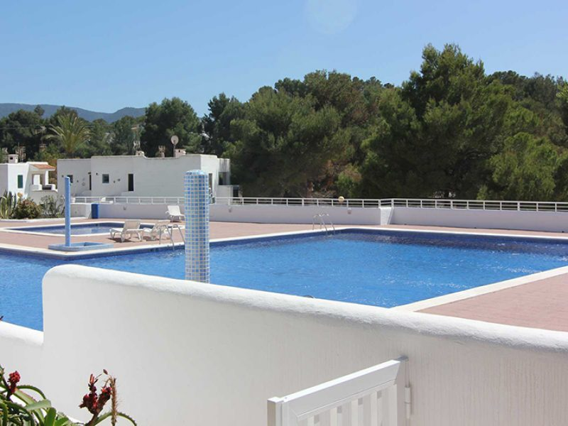 Ibiza apartment rental Apartment Tarida 2