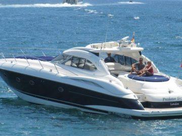 Ibiza boat rental Boat SunSeeker Predator 60