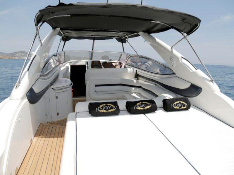 Ibiza boat rental Boat SunSeeker Camargue 47