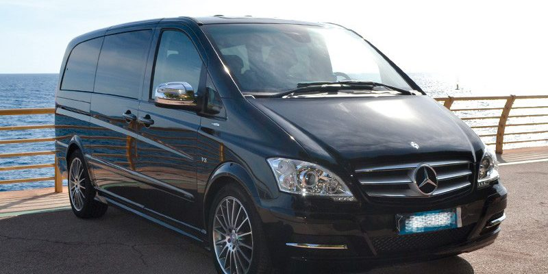 Ibiza car rental Mercedes Viano