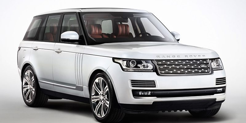 Ibiza car rental Range Rover