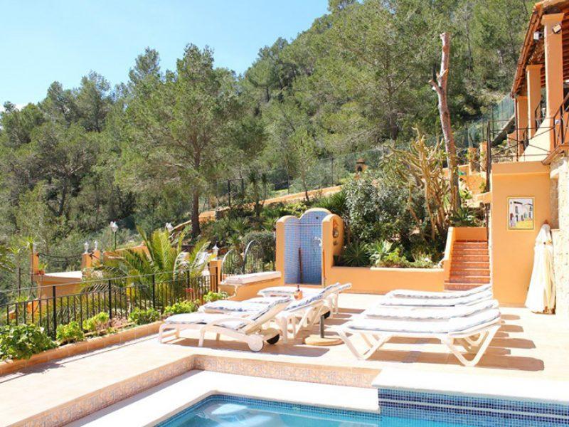 Ibiza house rental House Caprice 5