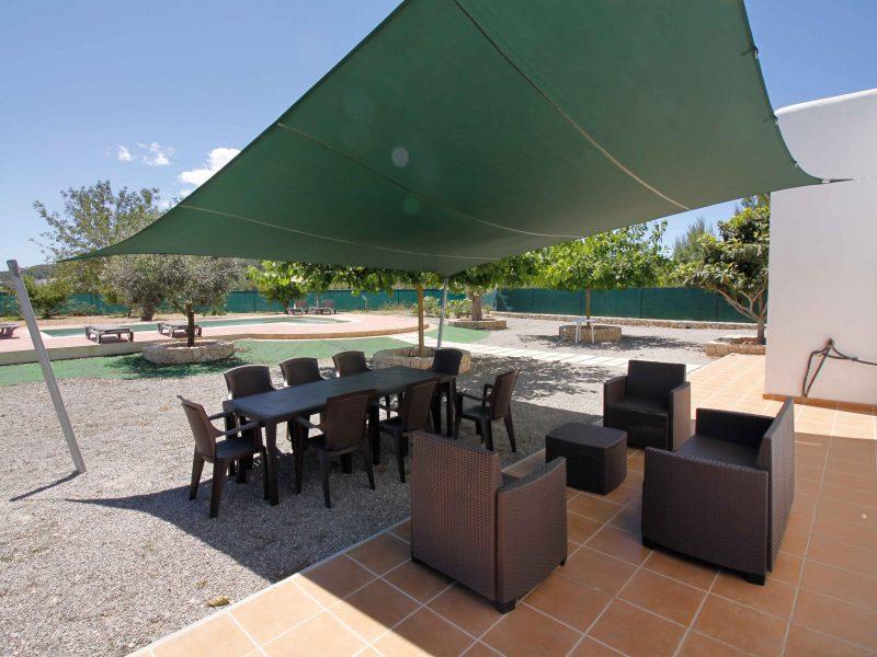 Ibiza house rental House Pilot 2