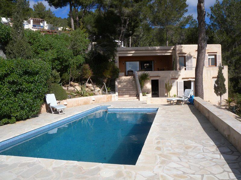 Ibiza house rental House Renat 4