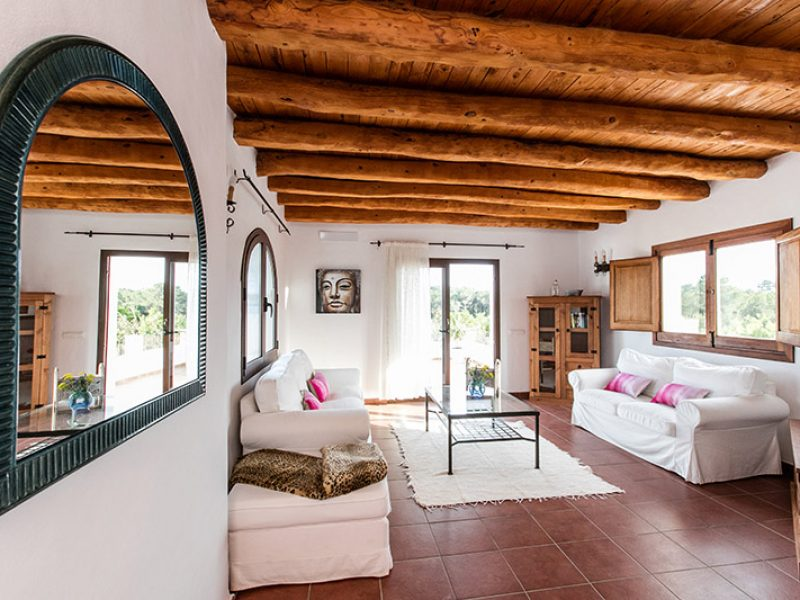 Ibiza house rental House Sky 7