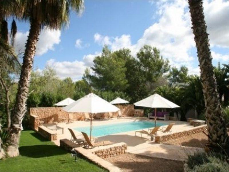 Ibiza villa rental Villa LaPalmera 6