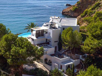 Ibiza villa rental Villa Blue Infinity 6