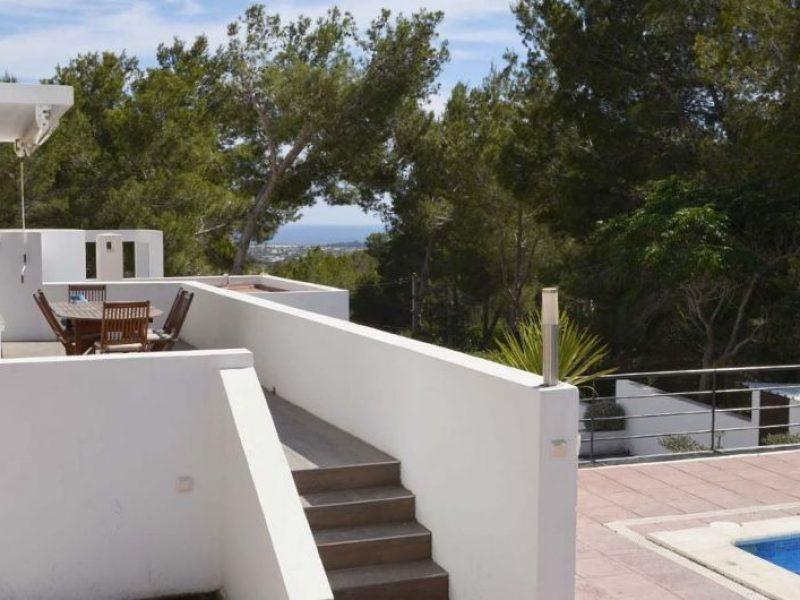 Ibiza villa rental Villa Can Dani 4