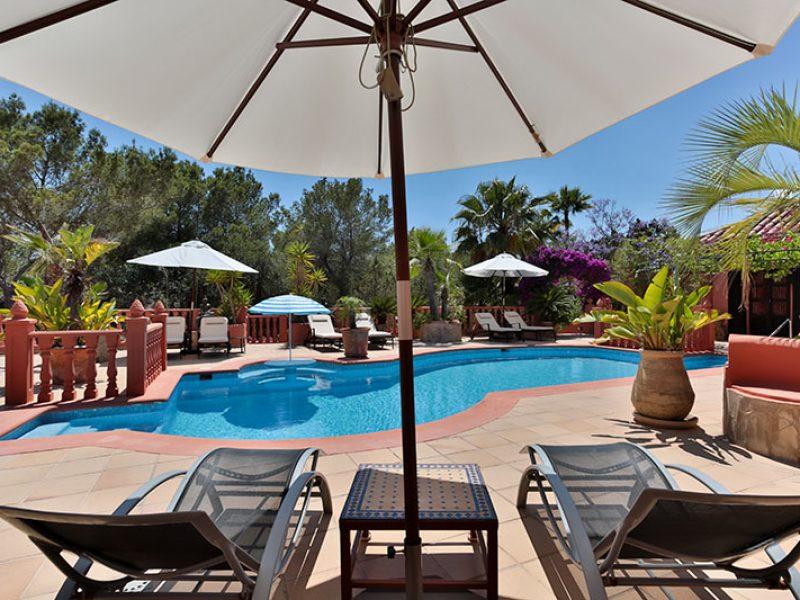 Ibiza villa rental Villa Can Solei 8