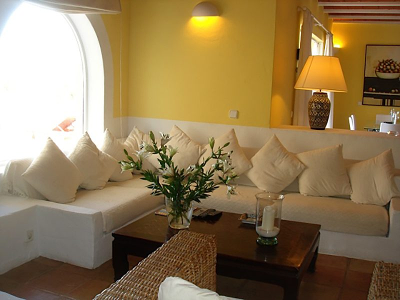 Ibiza villa rental Villa Can Vlam 8