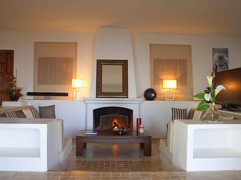 Ibiza villa rental Villa DesVedra 8