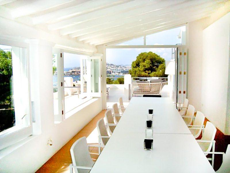 Ibiza villa rental Villa Destiny 7