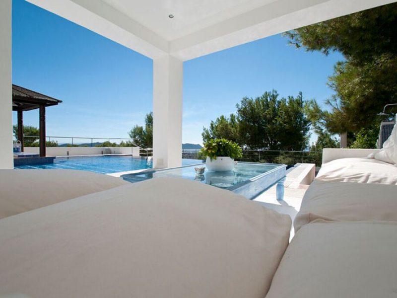 Ibiza villa rental Villa Cape 6