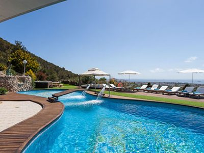 Ibiza villa rental Villa Miranda 8