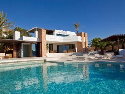 Ibiza villa rental Villa Blue Ocean 7