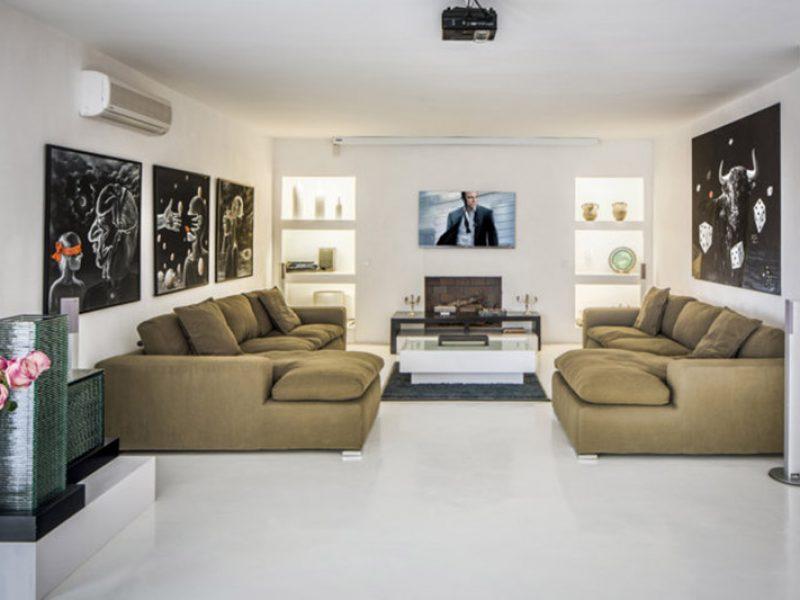 Ibiza villa rental Villa Palm 8