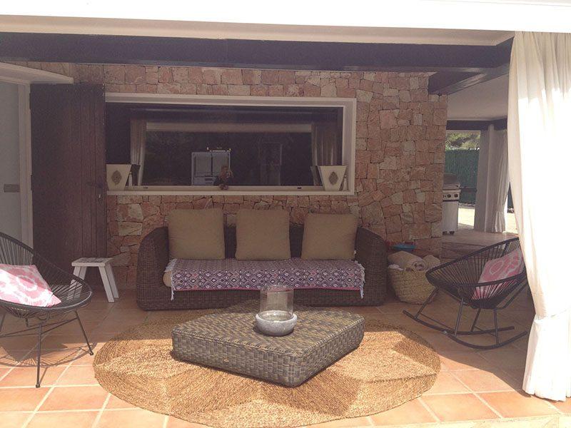 Ibiza villa rental Villa Vale 3