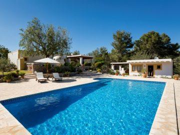 Ibiza villa rental Villa Can Andreu 4
