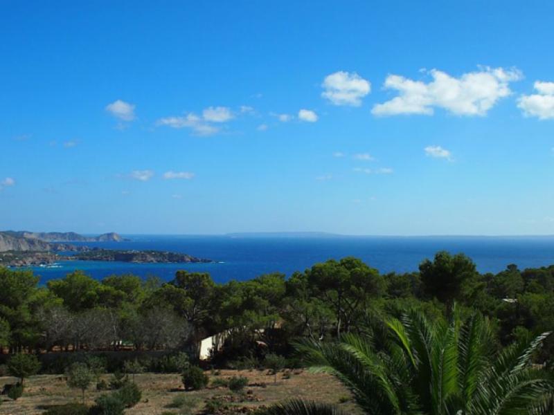 Ibiza villa rental Villa Es Cubells 7