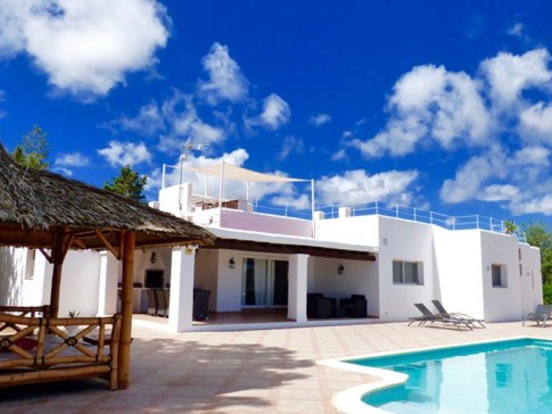 Ibiza villa rental Villa Smarald 5