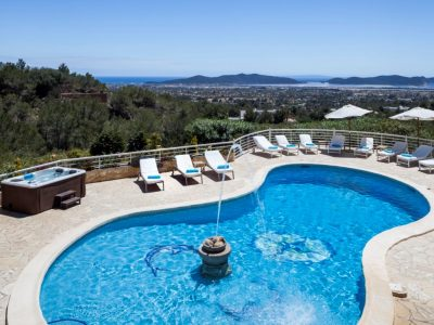 Ibiza villa rental Villa km4 8