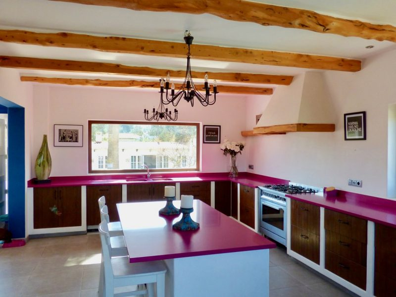 Ibiza villa rental Villa Rouj 8