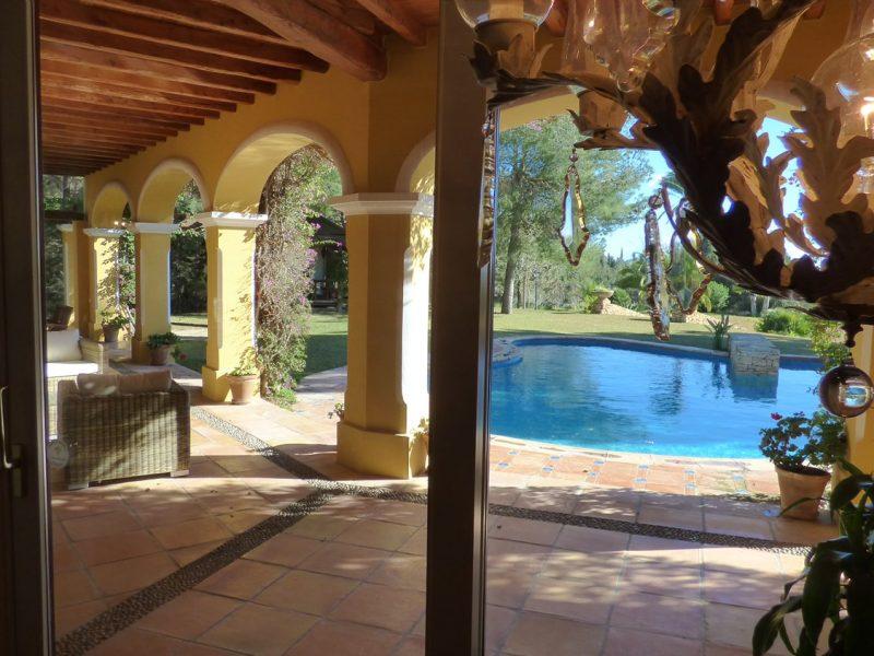 Ibiza villa rental Villa Tano 4