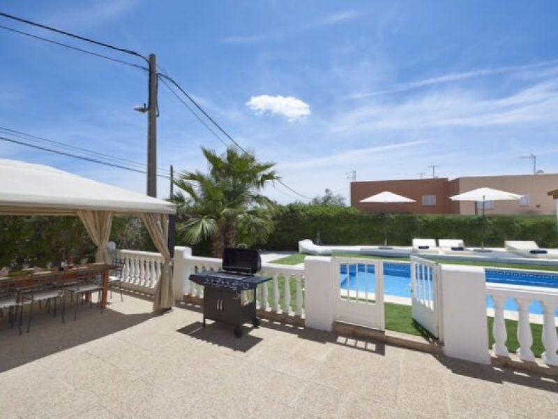 Ibiza villa rental Villa cesar J 5