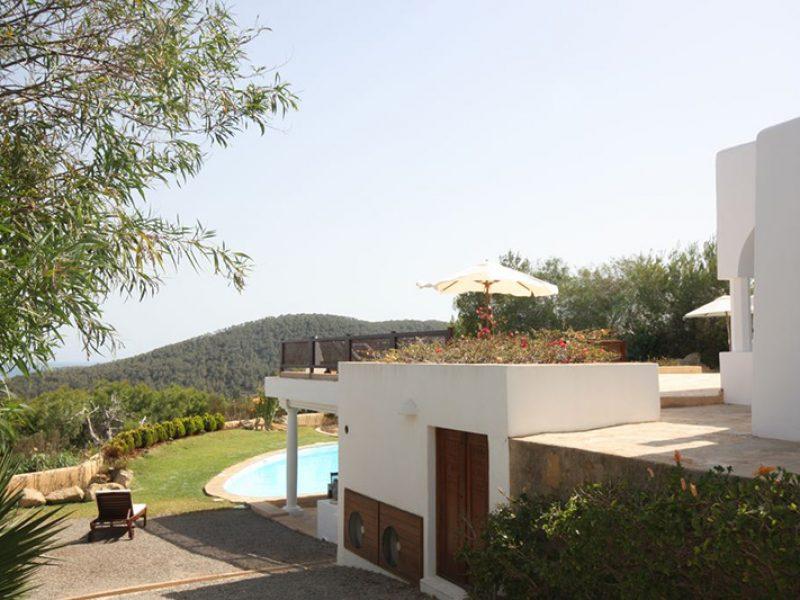Ibiza villa rental Villa CasaBlanca 4
