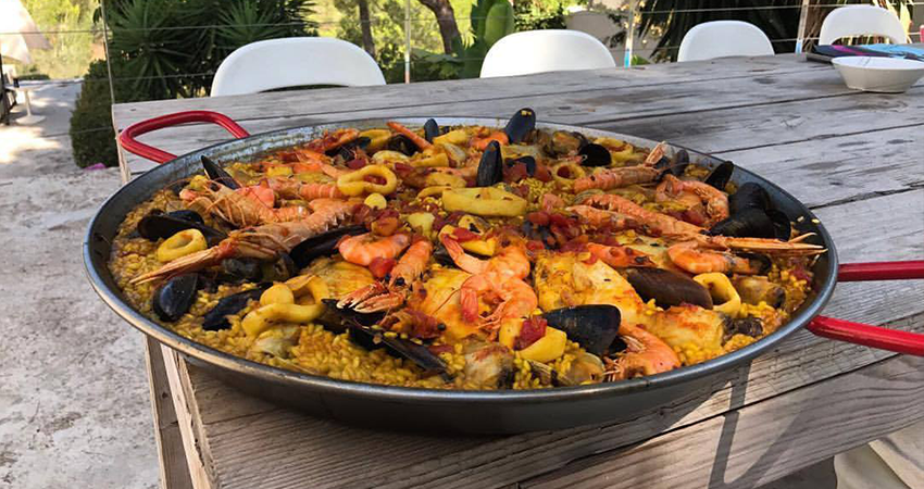 Paella - The Best Ibiza Meal