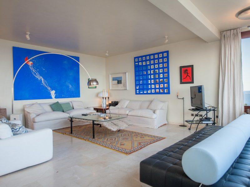 Ibiza villa rental Villa Ade 4