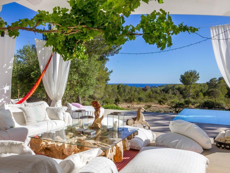 Ibiza villa rental Villa Asha 6