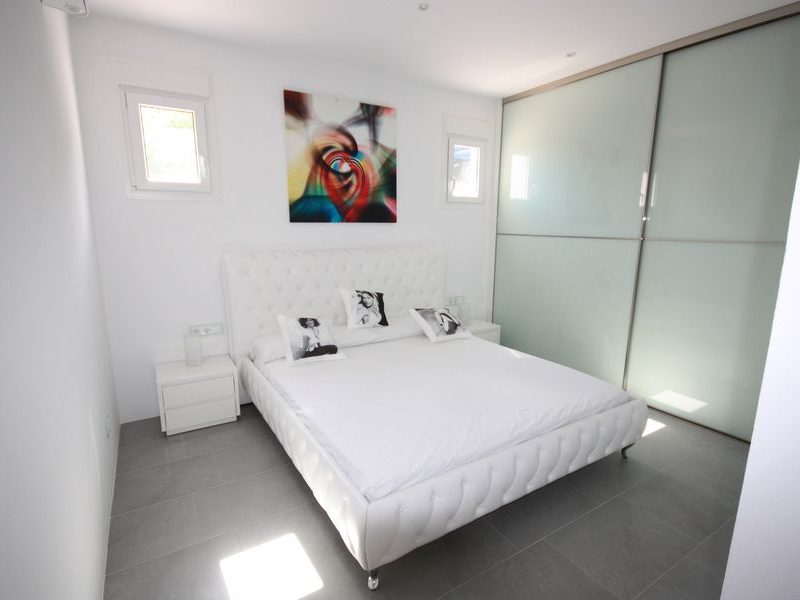 Ibiza villa rental Villa Coral 5L