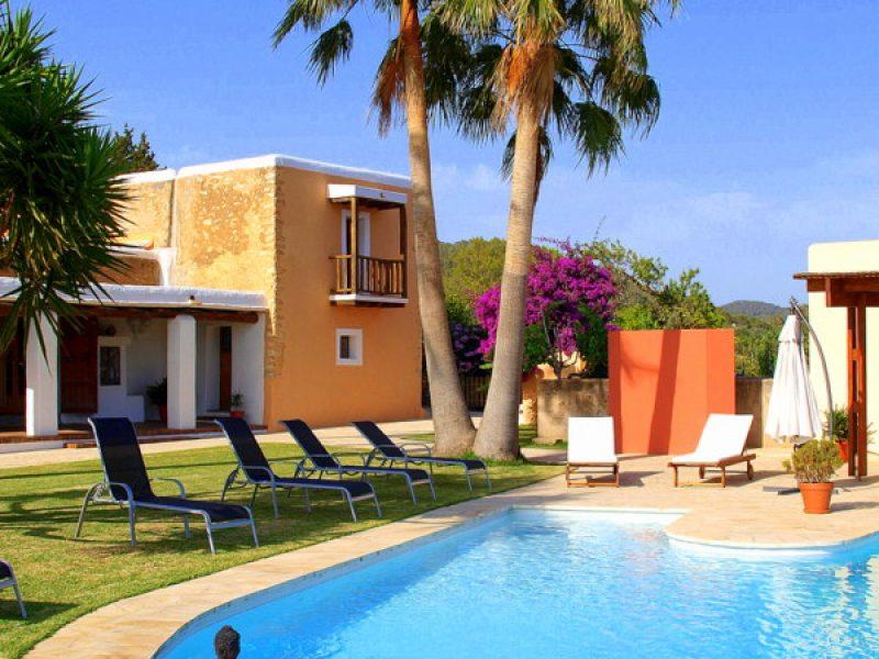 Ibiza villa rental Villa Lina 4
