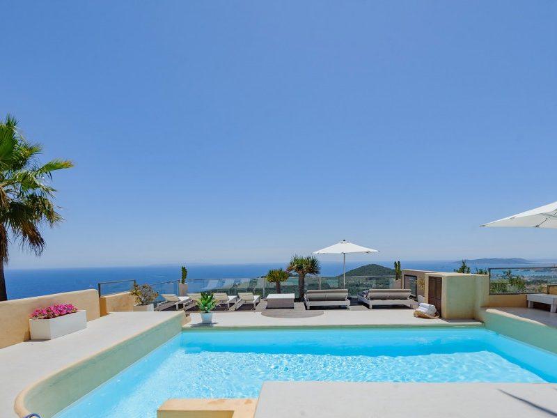 Ibiza villa rental Villa Mel 7