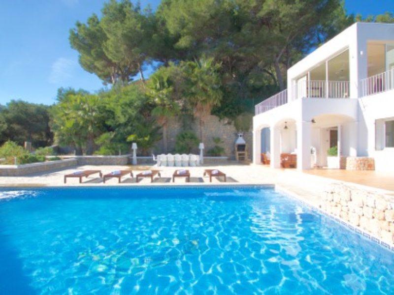 Ibiza villa rental Villa Rocahil 5
