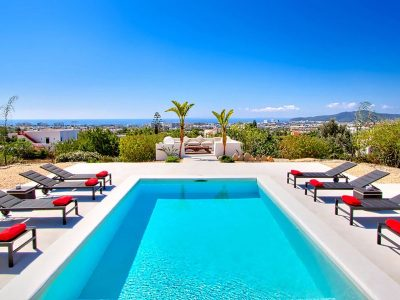 Ibiza villa rental Villa Saroca 6