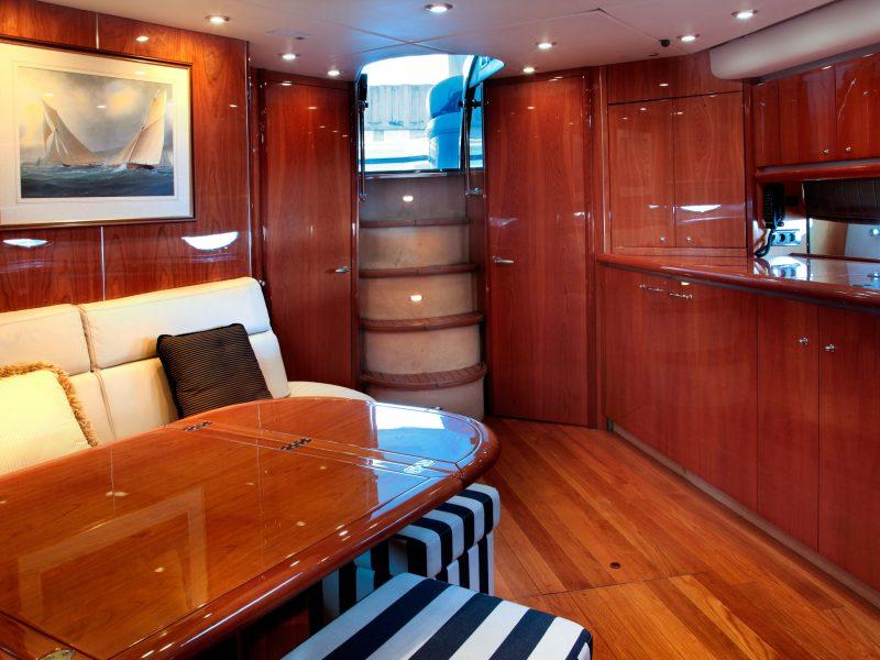 Ibiza yacht rental Yacht Ari