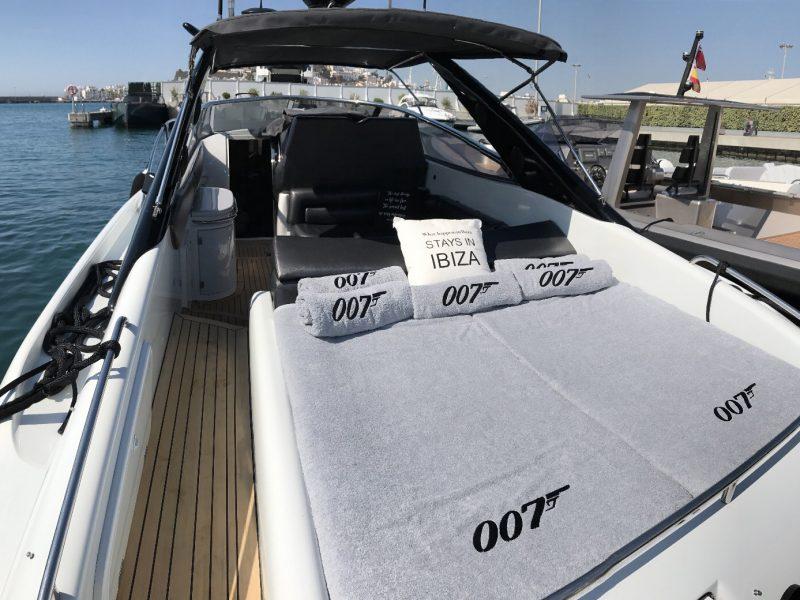 Ibiza yacht rental Yacht Jame