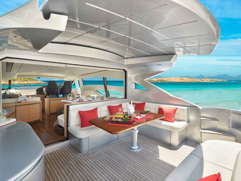 Ibiza yacht rental Yacht Legend