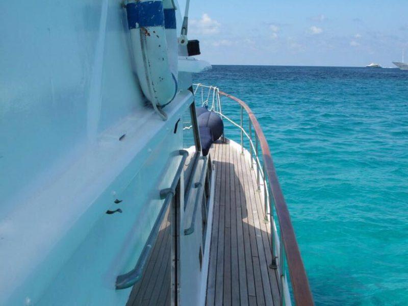 Ibiza boat rental Boast Sa 10