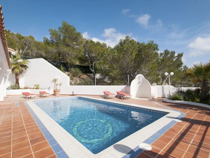 Ibiza villa rental Villa Belda 5