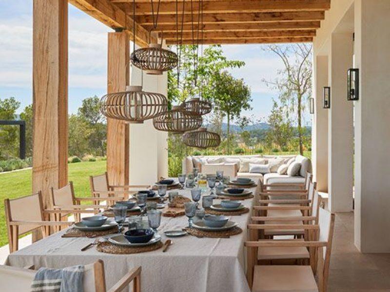 Ibiza villa rental Villa Cate 6