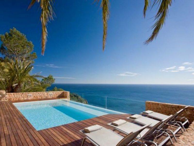 Ibiza villa rental Villa Cloe 5