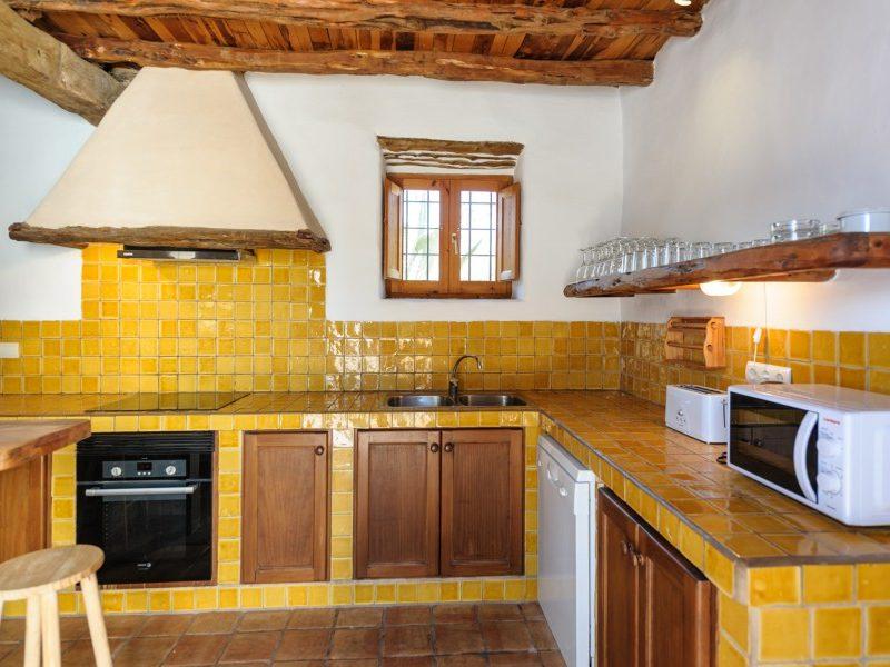 Ibiza villa rental Villa Satin 6
