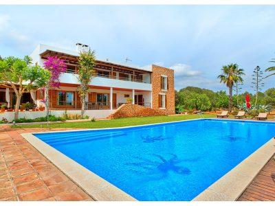 Ibiza villa rental Villa Bella 7E