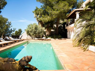 Ibiza villa rental Villa Lanca 7S