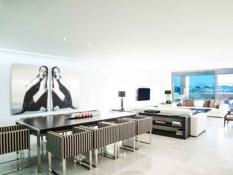 Ibiza villa rental Villa Es Pouet 4BS