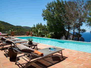 Ibiza Villa rental Villa Marsea 5S
