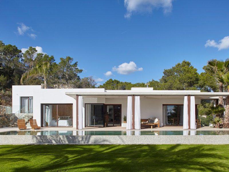 Ibiza villa rental Villa Samita 5E
